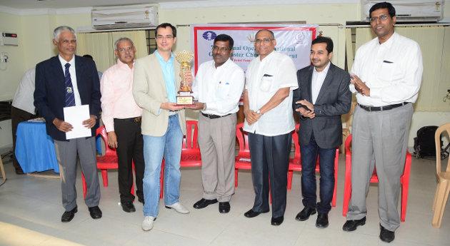 Popov Ivan wins 7th Chennai International Open title