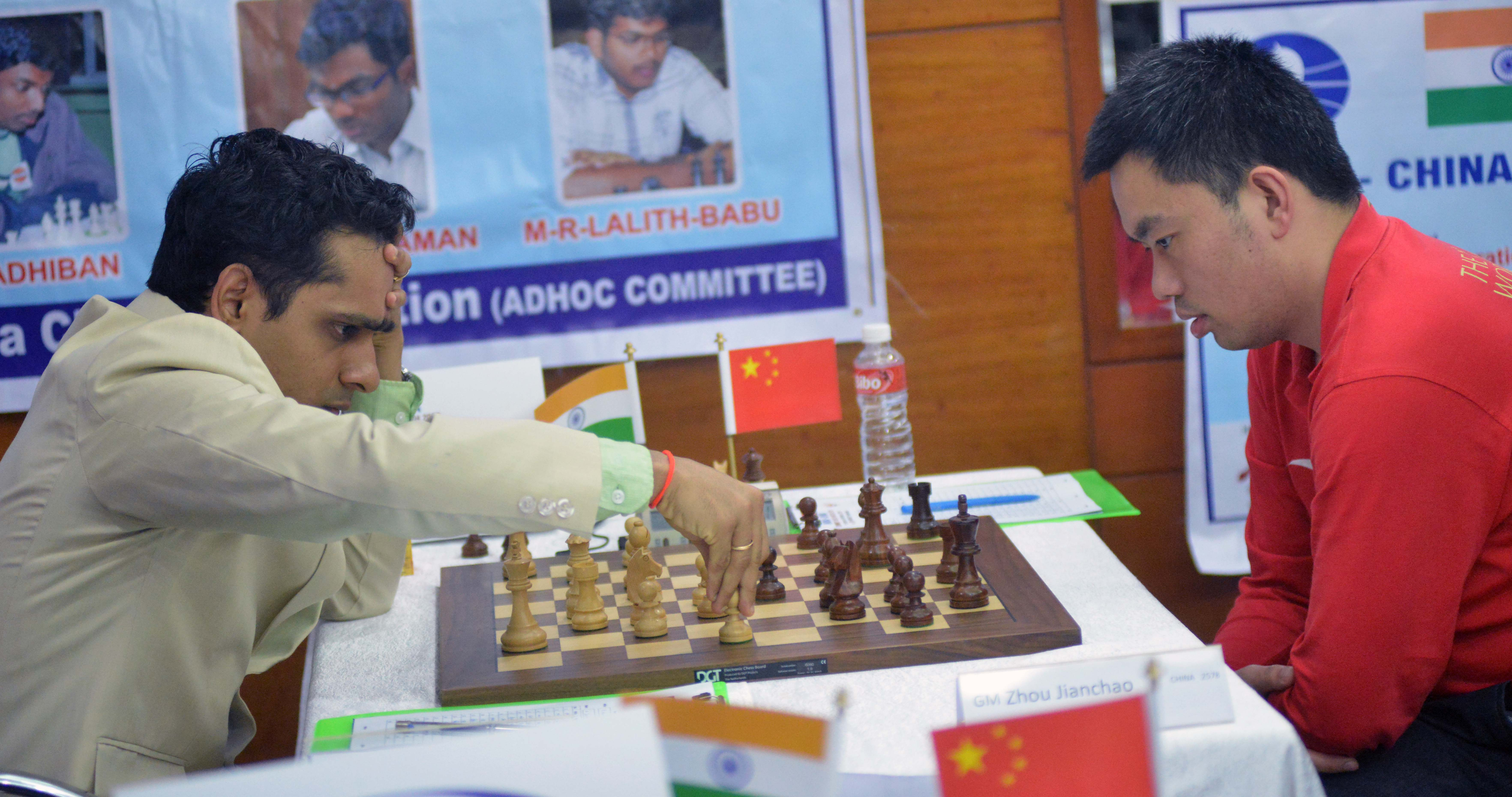 Ding Liren Helps China Wrest Lead In Hyderabad