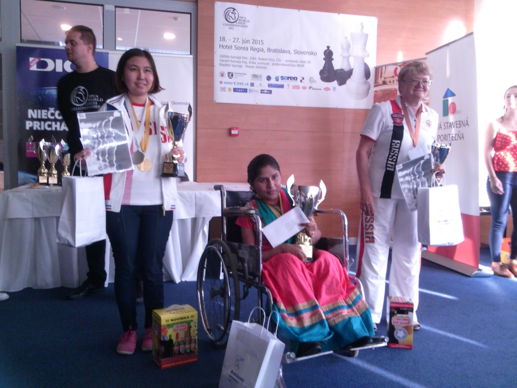 Jennitha Anto Wins Gold Third Time