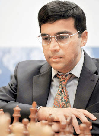 Anand starts with three draws