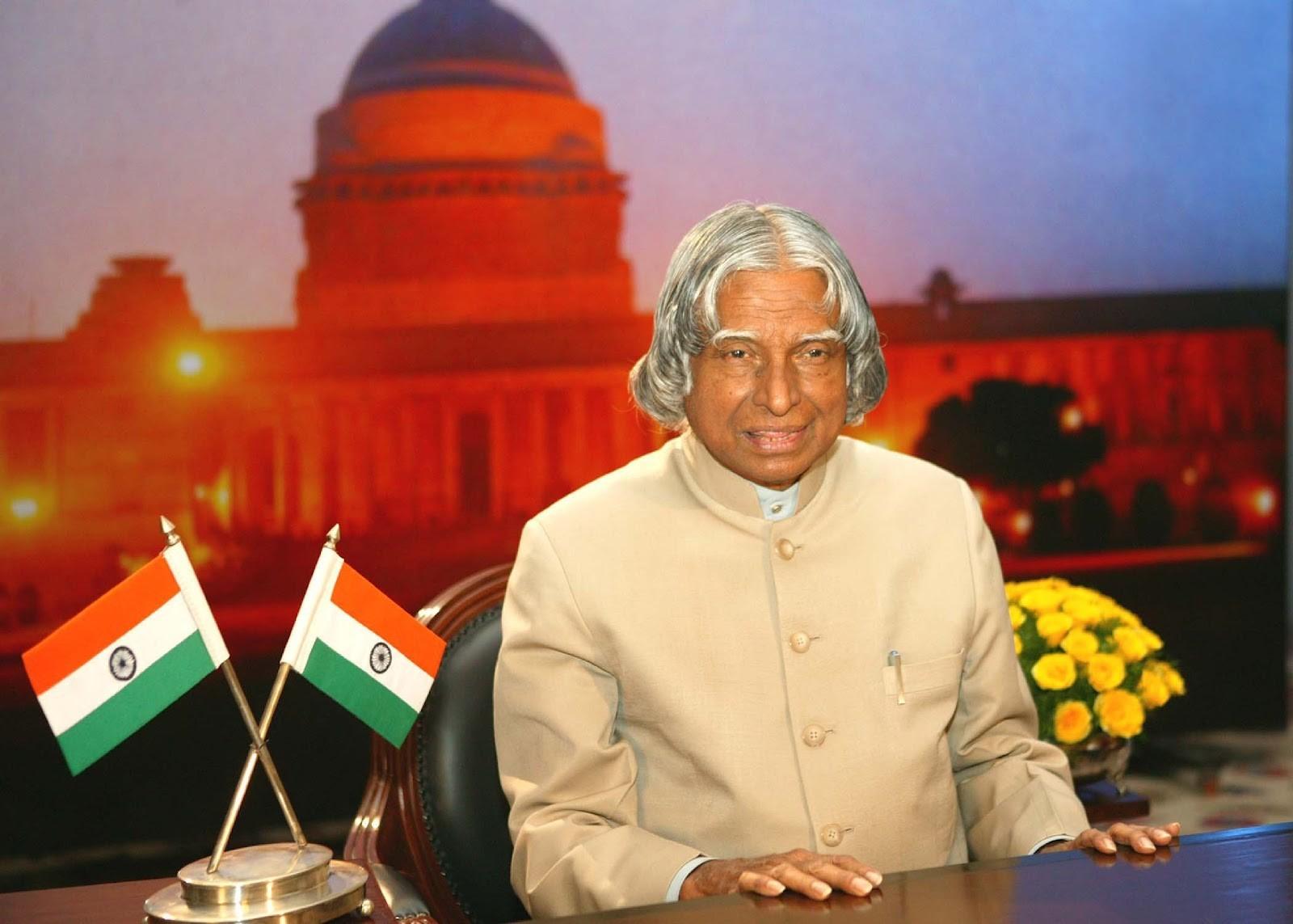 AICF salutes APJ Abdul Kalam, Former President of India