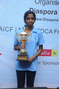 winner Vaishali R