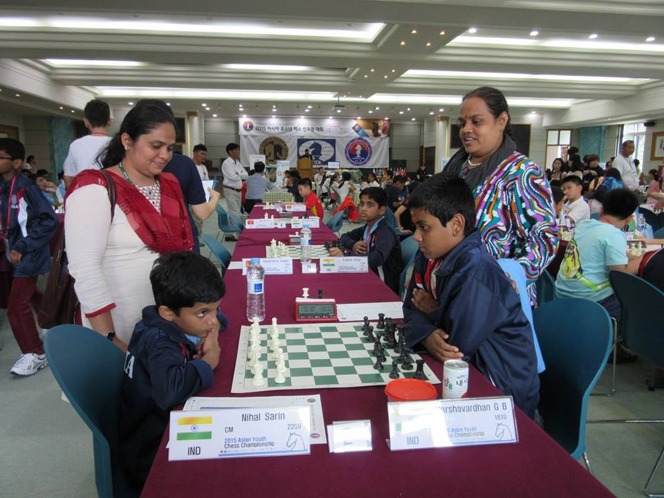 Sole Lead for India in 3-categories, Joint Lead in 1