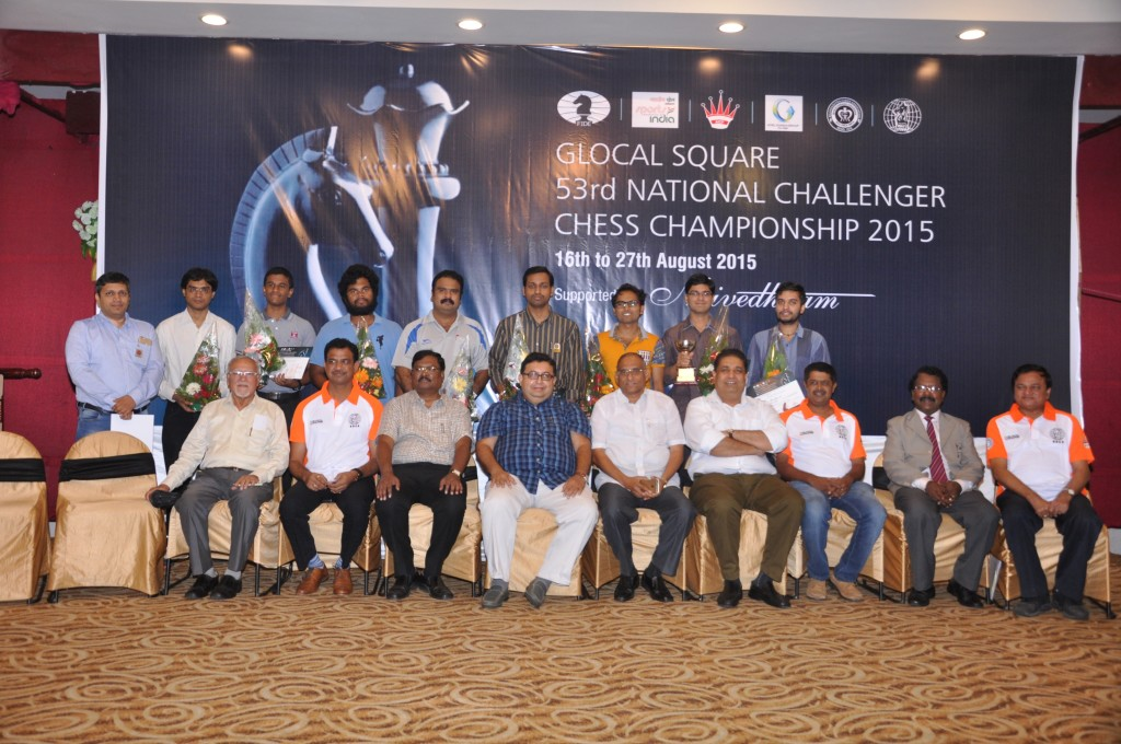 players National challengers qualifiers for a