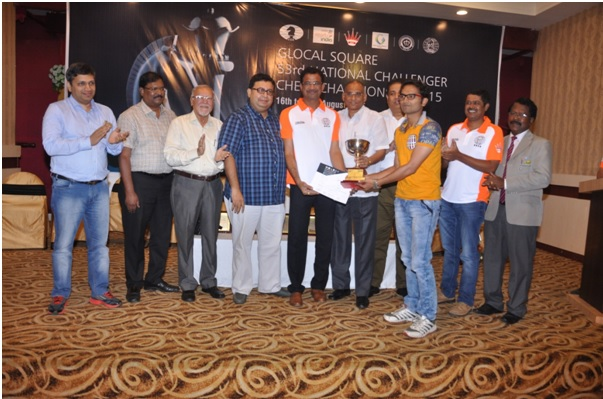 Swapnil Dhopade emerges as the Straight champion