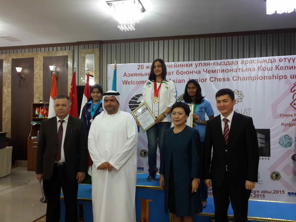 Gold Eludes Indians In Asian Junior