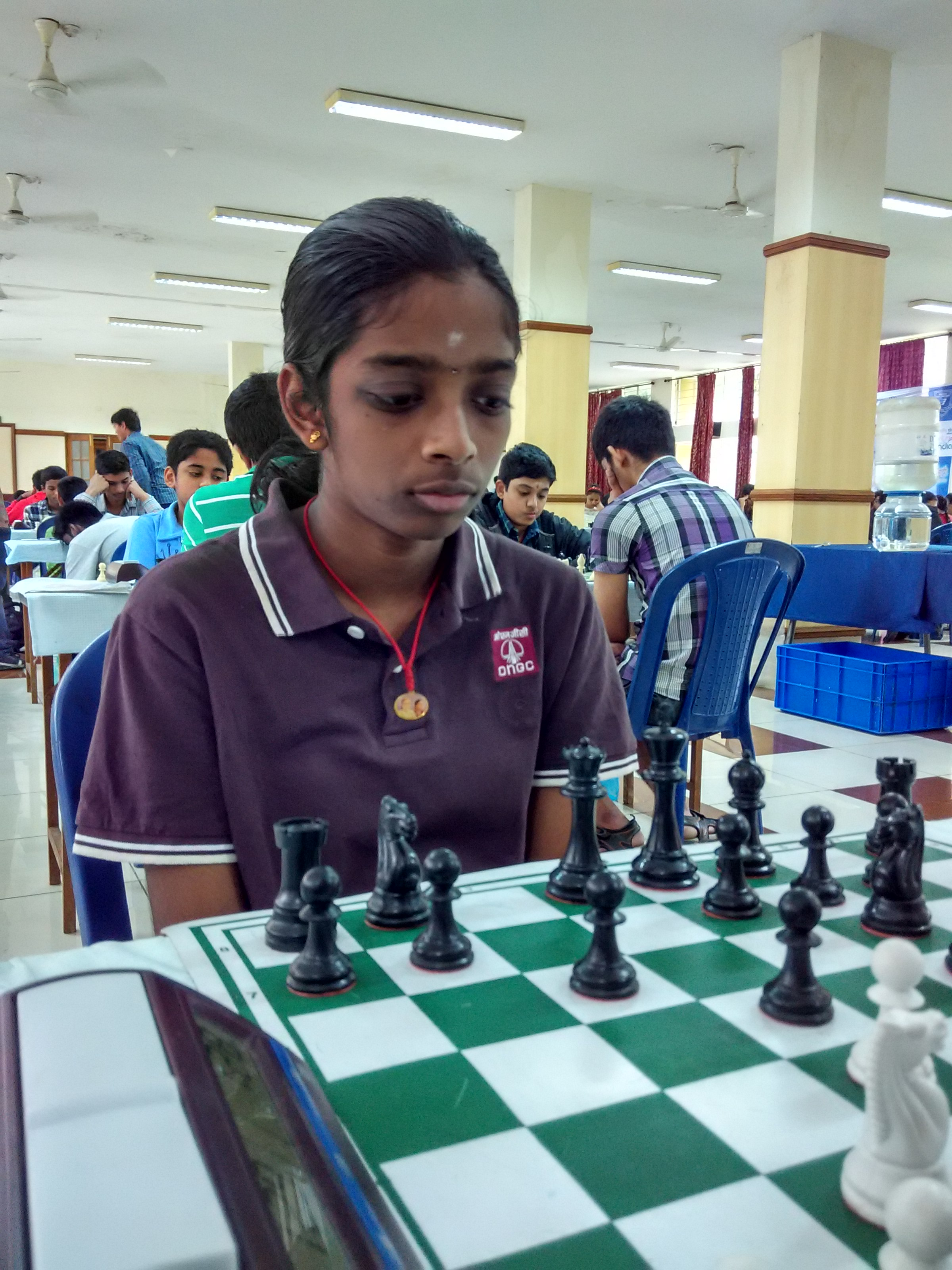 Wei Yi, Vaishali Win Asian Blitz 2017 and Indians Win Bronze Medal At Asian Continental
