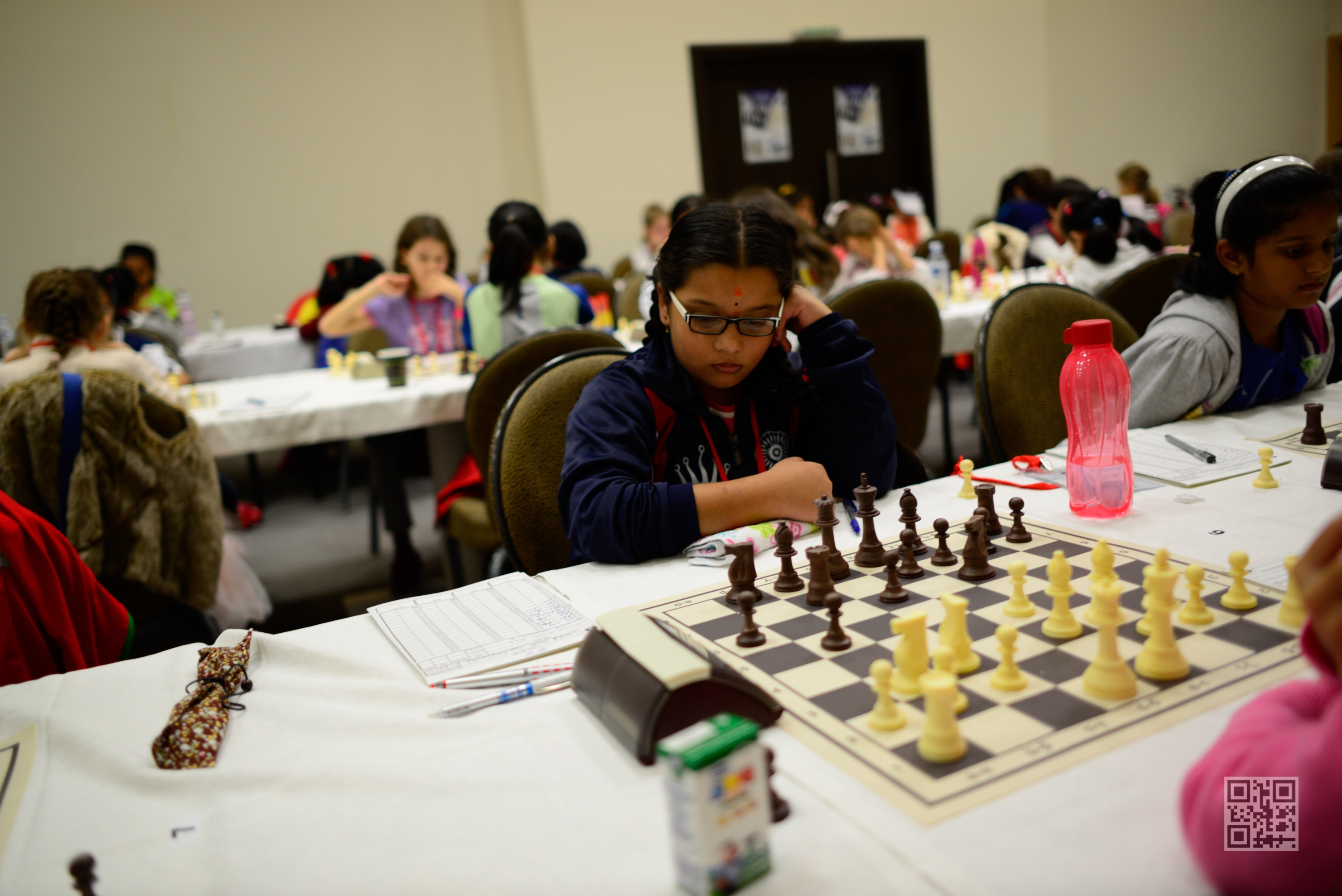 2015 FIDE World Youth & Cadets Championship, Greece