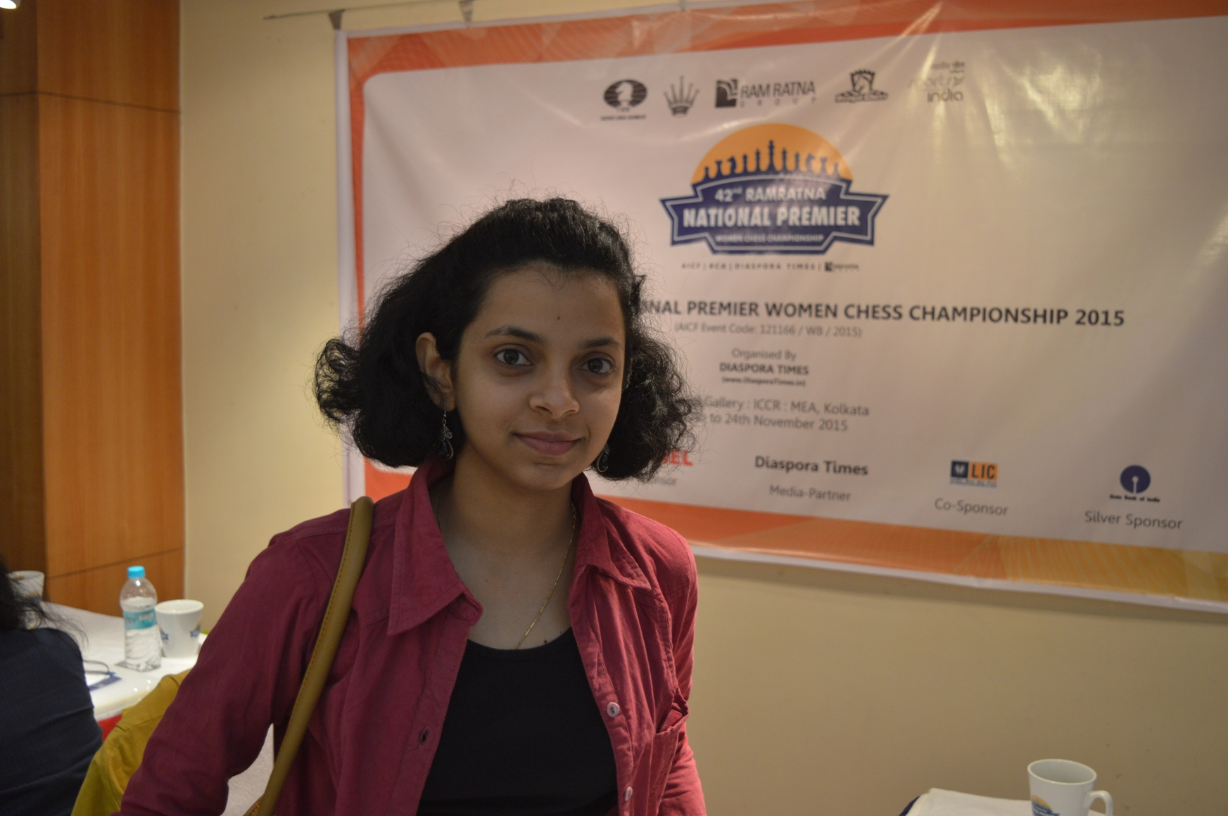 Soumya Beats Swati Ghate For Second Place