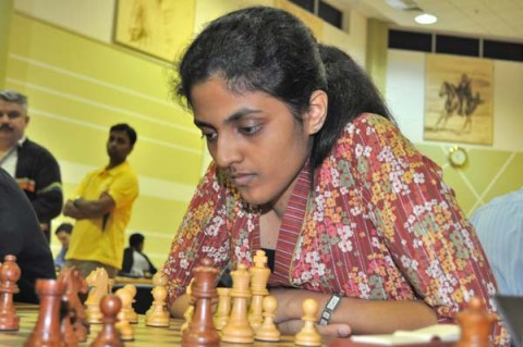 Two Indians In World Women's Championship Pairing