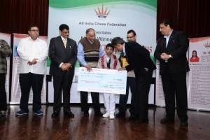 R.Praggnanandhaa - Under 10 Open Gold