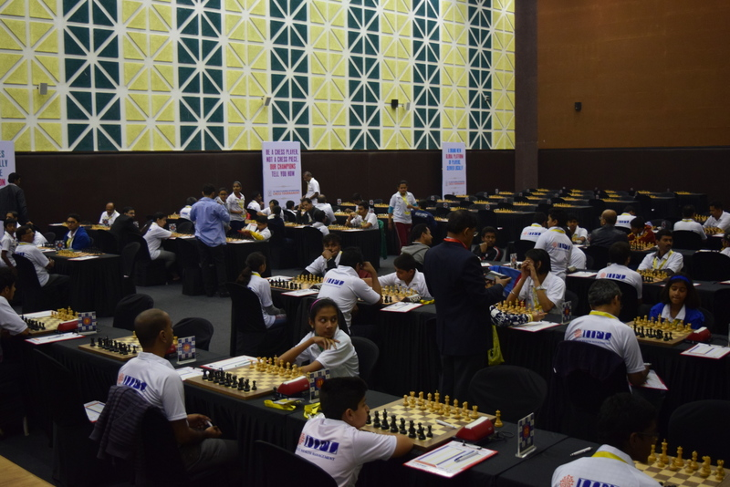 Fluent start for Shardul Gagare-IILF Wealth 1st Mumbai International Open Chess