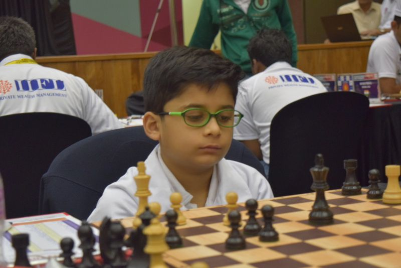 Swapnil shares lead @ IIFL Wealth Mumbai International Open Chess