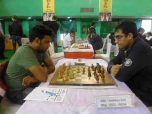 Pradeep Kumar and Vaibhav Suri