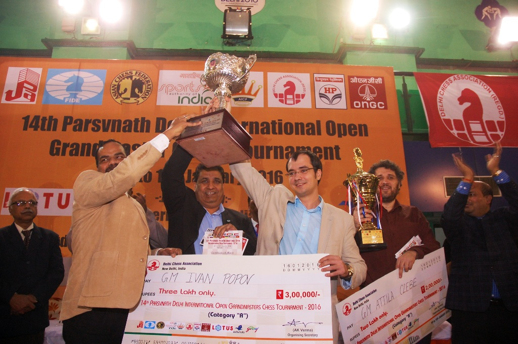 Sayantan Das makes Grandmaster norm; Popov wins title