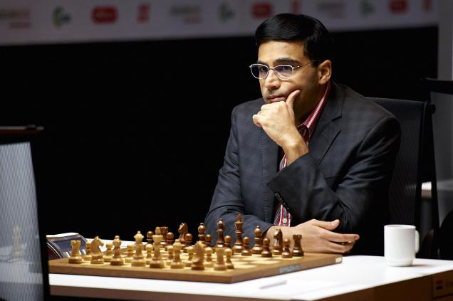 Anand To Face Topalov In Round One