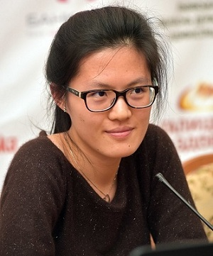 Hou Yifan Widens Lead At Lviv