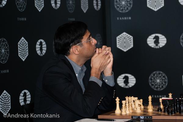 Anand Smashes Svidler