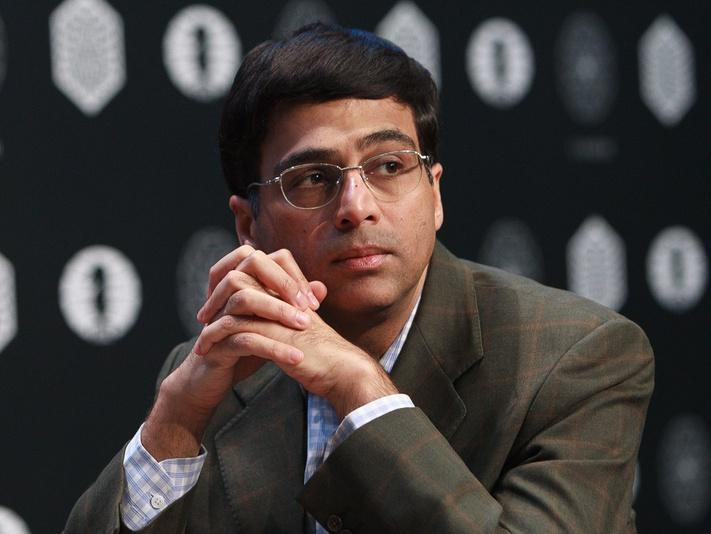 Anand Wins Ninth Title In Leon