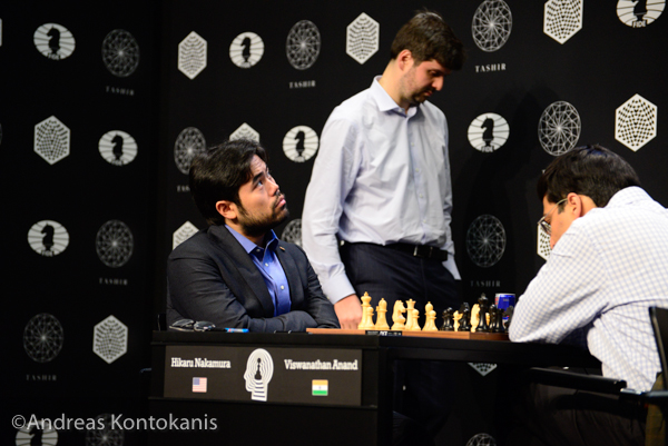 Anand Loses To Nakamura