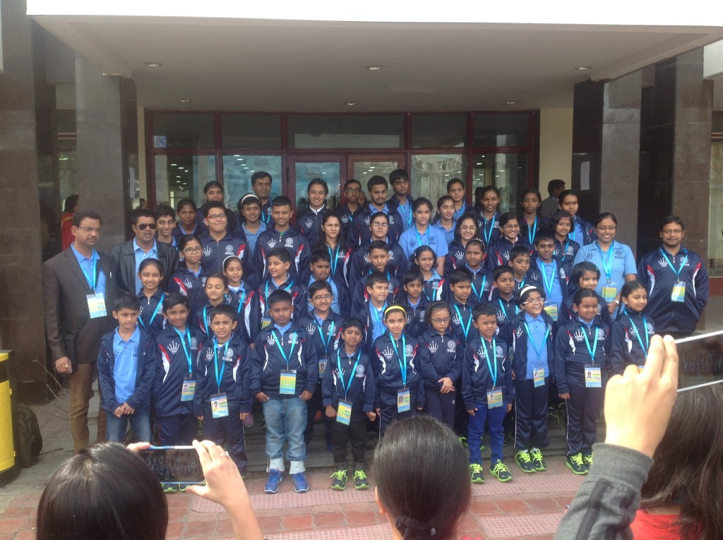 Eight medals For India In Asian Youth