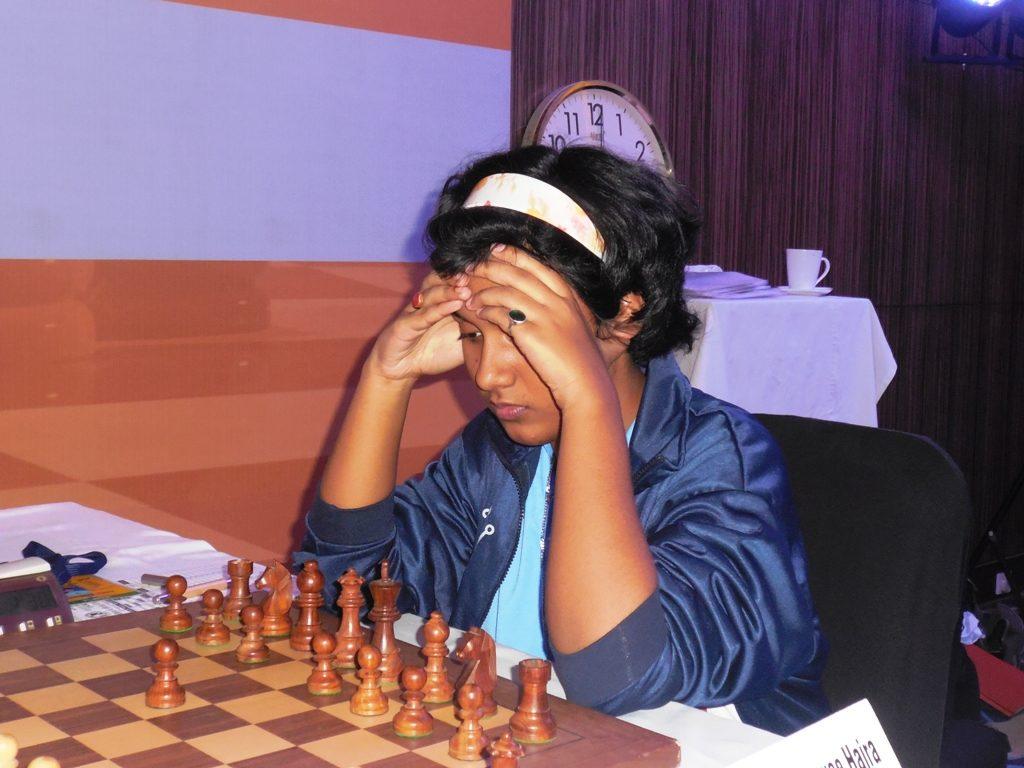 Aravindh and Hajra shines