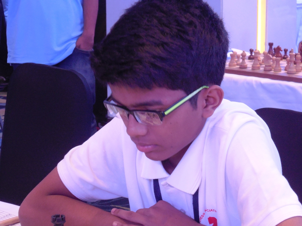 Jena holds Mousavi – Asian junior – 2016
