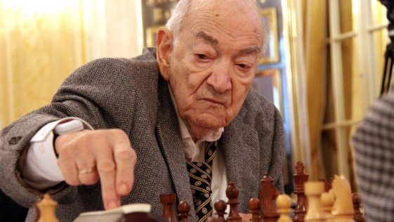 Viktor Korchnoi Passes Away
