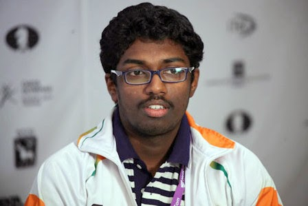 Adhiban Finishes Second At Abu Dhabi Masters