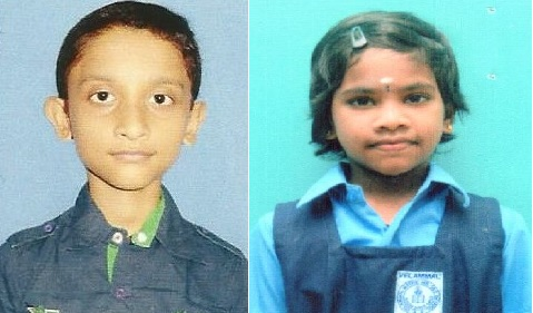 Shahil, Savitha Win Under-9 Titles