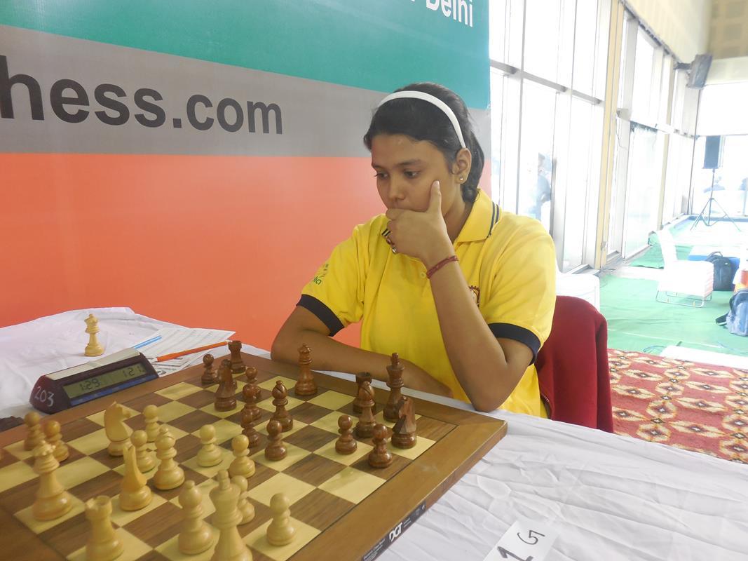 National Sub-Junior starts; Manish Kumar holds Rathanvel