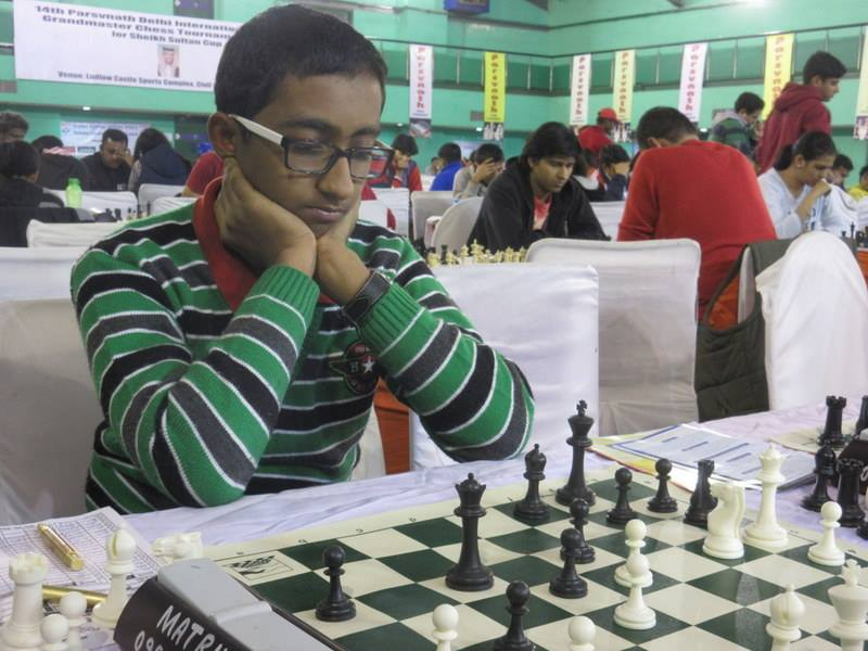 Raghunandan starts as favourite
