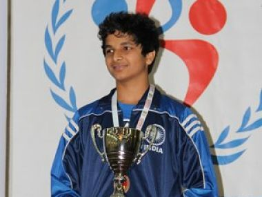 Vidit Gujrathi (4/5) Starts Well In World Rapid