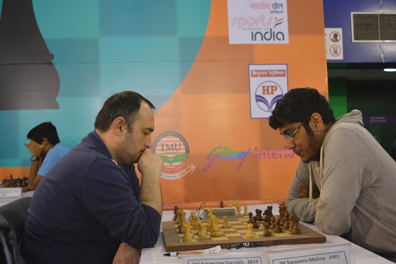 Niranjan Navalgund makes Grandmaster norm