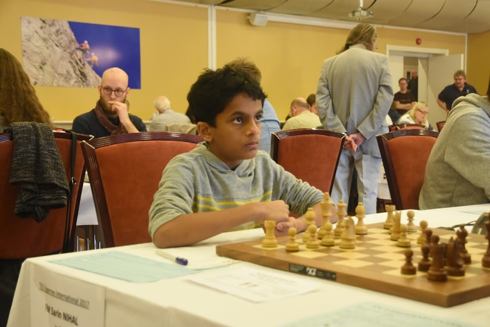 Nihal Sarin Records Maiden GM Norm At Norway