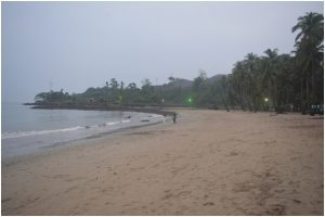 Beach in Port Blair