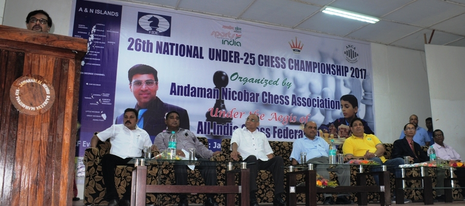 Shyaam Nikhil wins National Under 25 Championship