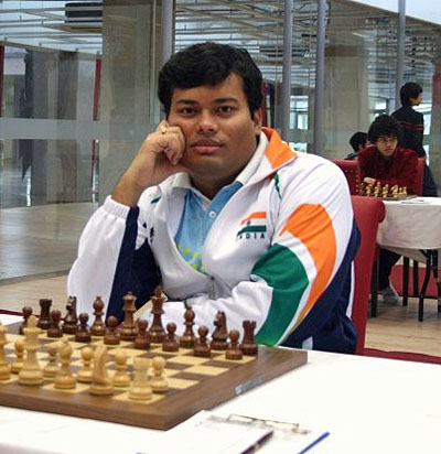 Ganguly Finishes Third In Biel Open