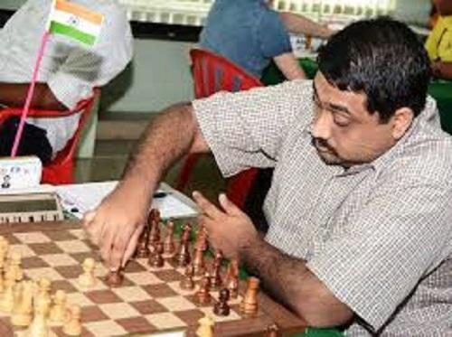 Laxman Wins National Blitz At Kolkata