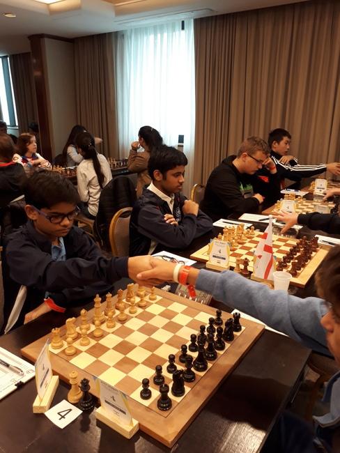 WYCC 2017 Rd 11: Jishita clinches Gold, Arjun and Sakshi get Silver
