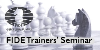 FIDE Trainers seminar – Free of Cost – All India Chess