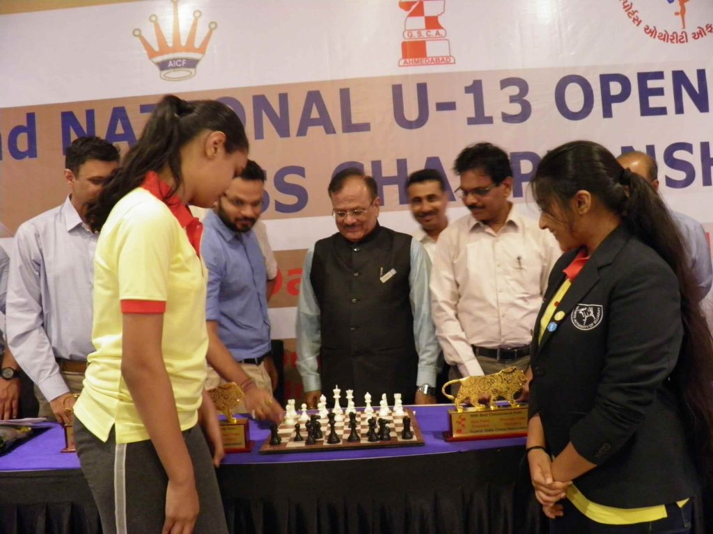 32nd National Under-13 Chess Championship Begins – All India