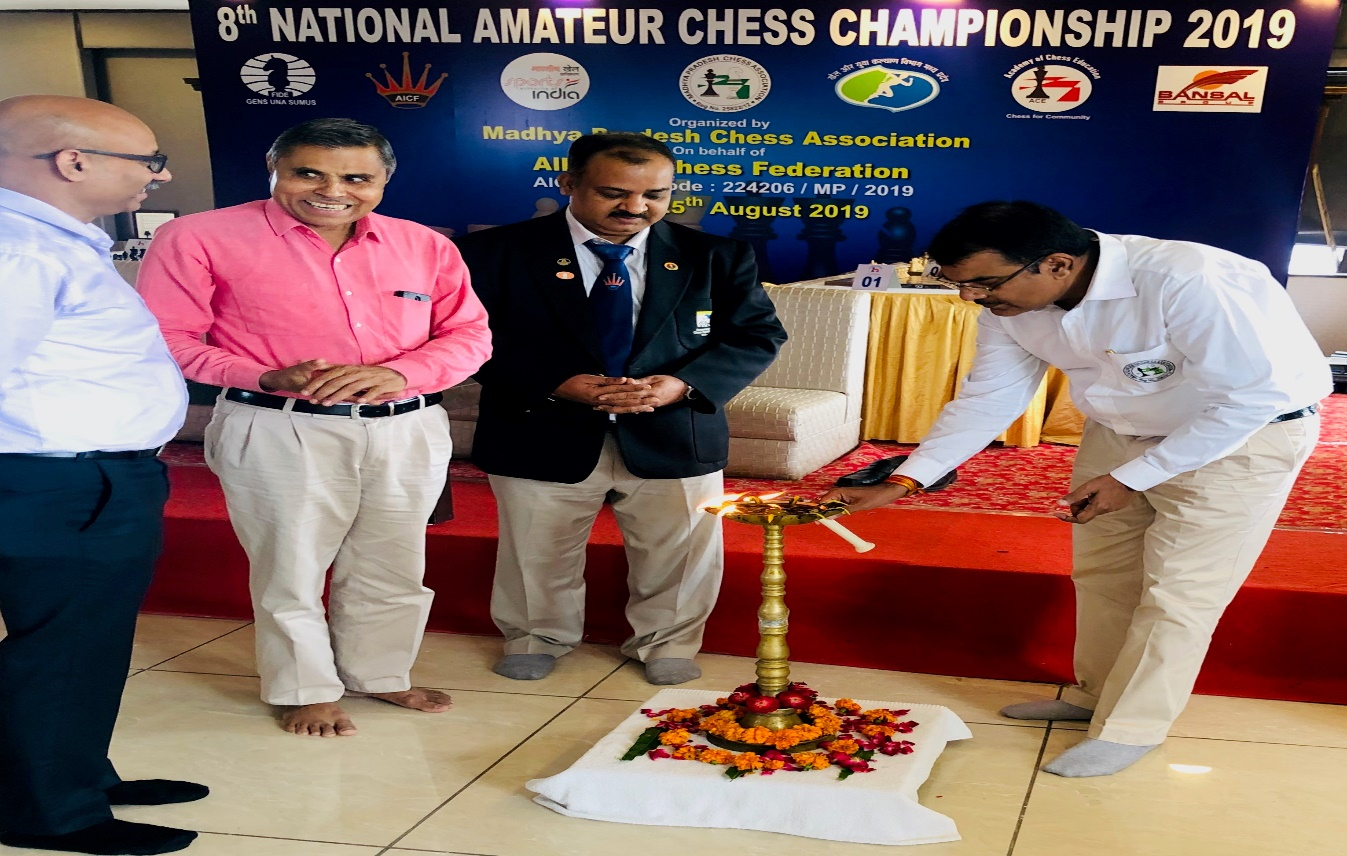 National Amateur Championship Begins in Bhopal – All India